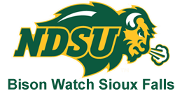 NDSU Bison Watch Sioux Falls
